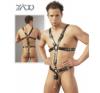 Zado Bőrpántos body body