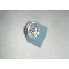 Fehér strasszköves gyűrű
