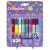 Crayola 16 db csillámos ragasztó, lemosható