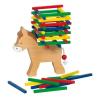 Ügyességi játék - Egyensúlyozó csacsi