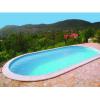 Future Pool ovális medence