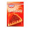Dr. Oetker Tortazselé 12 g piros