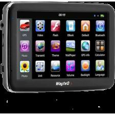 WayteQ x960BT gps készülék