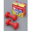 Egyéb sportszer Műanyag kézisúlyzó 2kg - pár