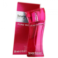 Bruno Banani Pure Woman EDT 20 ml parfüm és kölni