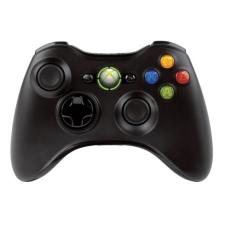 Microsoft Xbox 360 Wireless Controller fekete videójáték kiegészítő