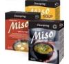 Clearspring Miso Leves Tofuval sütés és főzés