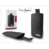 Pierre Slim álló tok, fekete, Nokia 800