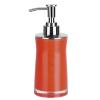 Spirella 10.11340 Sydney acryl szappanadagoló piros