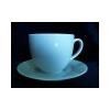 ROTBERG Basic teáskészlet, fehér pocelán, 38 cl, 4 db-os csomag