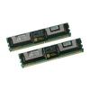 Kingston Dell Memória 2GB DDR2-667MHz Kit