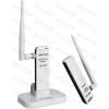 TP-Link Wireless N USB hálózati Adapter 150Mbps + 4 dBi antenna