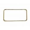 iphone 4 lcd keret utángyártott sárga