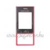Samsung F110 előlap pink*