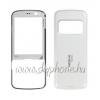 Nokia N79 előlap, akkufedél és billentyűzet fehér