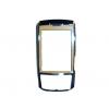 D900 előlap plexi nélkül krómezüst