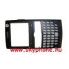 I600 előlap plexi nélkül fekete