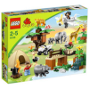 LEGO Duplo - Fotós szafari 6156