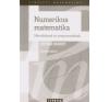 Stoyan Gisbert Numerikus matematika tankönyv