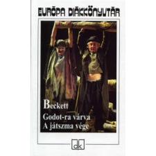 Samuel Beckett GODOT-RA VÁRVA, A JÁTSZMA VÉGE gyermek- és ifjúsági könyv