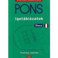 Mimma Diaco, Laura Kraft PONS IGETÁBLÁZATOK - OLASZ nyelvkönyv, szótár