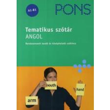 Christina Cott PONS TEMATIKUS SZÓTÁR - ANGOL nyelvkönyv, szótár