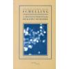 F. W. J. Schelling A TRANSZCENDENTÁLIS IDEALIZMUS RENDSZERE