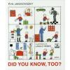 Janikovszky Éva DID YOU KNOW, TOO? (TE IS TUDOD?-ANGOL)