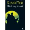 Krzysztof Varga Műmárvány síremlék