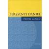 Fórizs Gergely Berzsenyi Dániel prózai munkái
