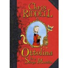 Chris Riddell OTTOLINA ÉS A SÁRGA MACSKA gyermek- és ifjúsági könyv