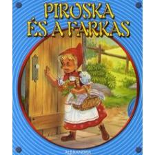 KEDVENC MESÉIM: PIROSKA ÉS A FARKAS gyermek- és ifjúsági könyv