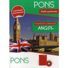 Claudia Guderian PONS MEGSZÓLALNI 1 HÓNAP ALATT - ANGOL (+ CD) nyelvkönyv, szótár
