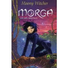 Moony Witcher MORGA - A SZÉL MÁGUSA gyermek- és ifjúsági könyv