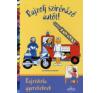 Corina Beurenmeister RAJZOLJ SZIRÉNÁZÓ AUTÓT! gyermek- és ifjúsági könyv