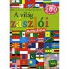 Képes atlasz gyermekeknek: A világ zászlói matricákkal