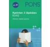 Beatrice Rovere-Fenati PONS NYELVTAN 3 LÉPÉSBEN - OLASZ nyelvkönyv, szótár