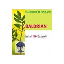 Magister Doskar Doskar Valeriana kapszula 80db táplálékkiegészítő