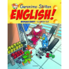 Geronimo Stilton ENGLISH! - HUMAN BODY - AZ EMBERI TEST