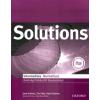 Jane Hudson, Tim Falla, Paul A. Davies Solutions Intermediate HWB