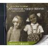 Mojzer Kiadó; Kossuth Könyvkiadó A hintalovak nappal alszanak - Hangoskönyv (CD) - A szerző előadásában