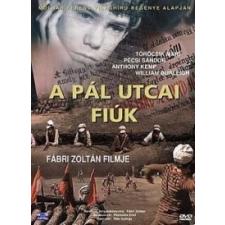 - A Pál utcai fiúk (DVD) dráma
