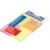 DONAU Öntapadó jegyzettömb 38*50mm, 4 szín, 50 lap/szín