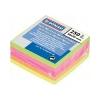 DONAU Öntapadó jegyzettömbkocka neon mix 250 lap, 50*50