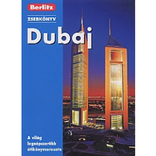 Jones, Matt BERLITZ ZSEBKÖNYV - DUBAI utazás