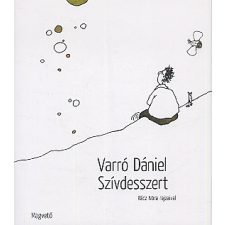 Varró Dániel SZÍVDESSZERT - KIS 21. SZÁZADI TEMEGÉN irodalom