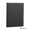 PANTA PLAST Panorámás gyűrűskönyv fekete 25 mm