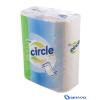 NO NAME Circle Háztartási papírtörlő 100 % -ban újrafeldolgozott papírból