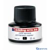 EDDING MTK 25 utántöltő alkoholos markerhez fekete