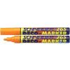 SCHNEIDER Folyékony kréta 265 narancssárga marker